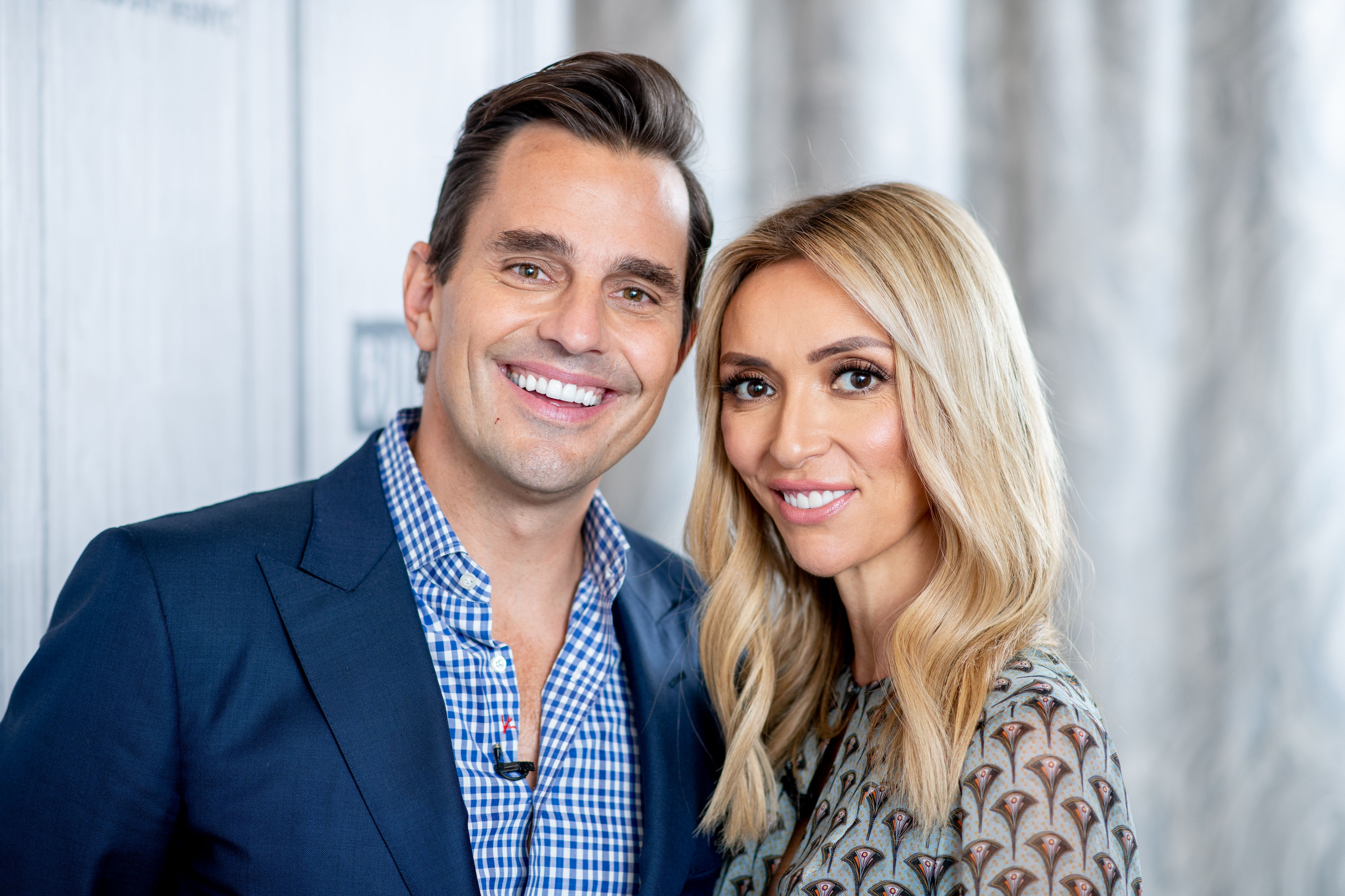 Bill and Giuliana Rancic visit Build Brunch at Build Studio on October 30, 2018, in New York City   Photo:Roy Rochlin/Getty Images
