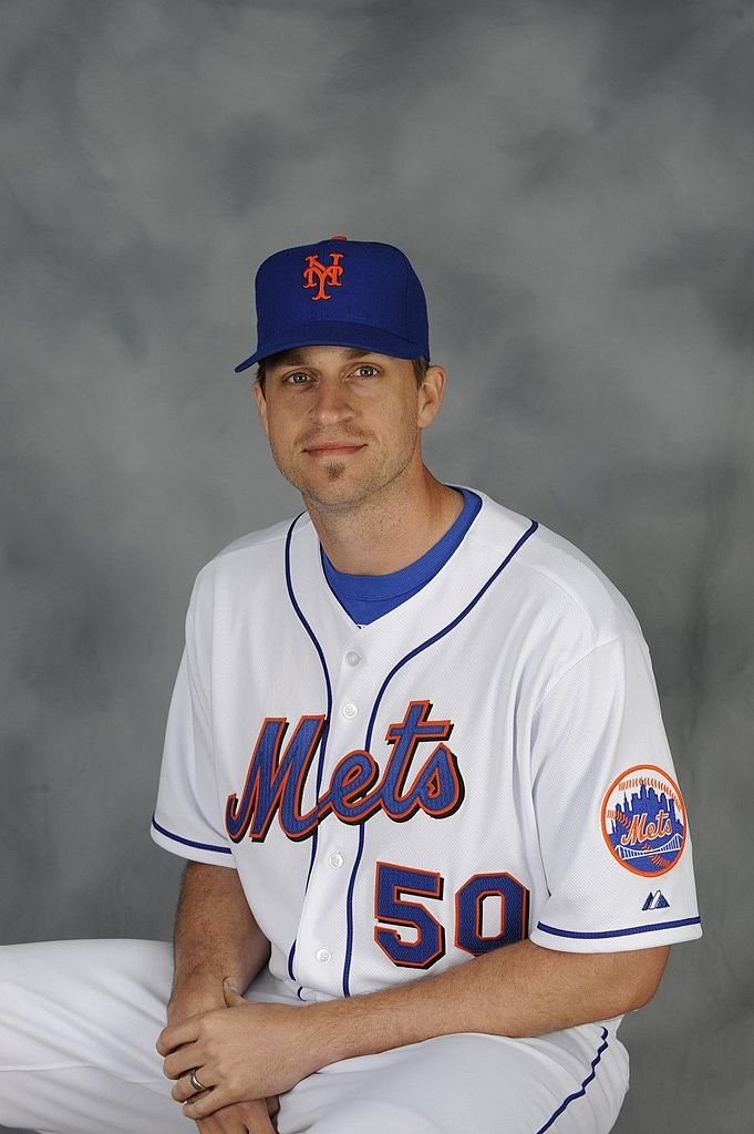 Sean Green #50 of the New York Mets poses during Photo Day on Saturday, February 27, 2010    Photo: Getty Images