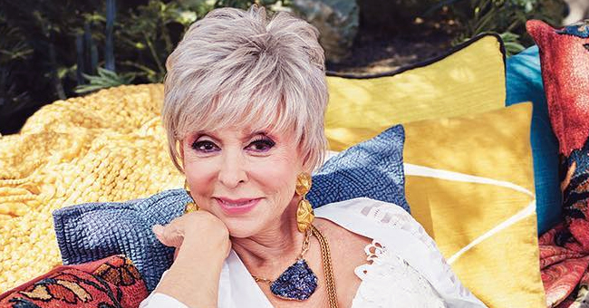 Rita Moreno Looks Radiant at 87 as She Makes a Rare Appearance with Her Grownup Daughter
