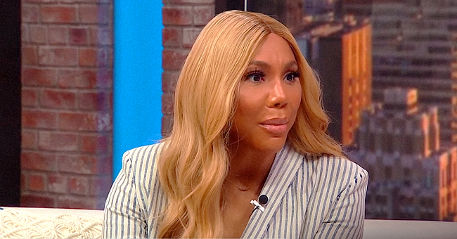 Tamar Braxton Reacts to Haters Who Shamed Her for Having Cellulite