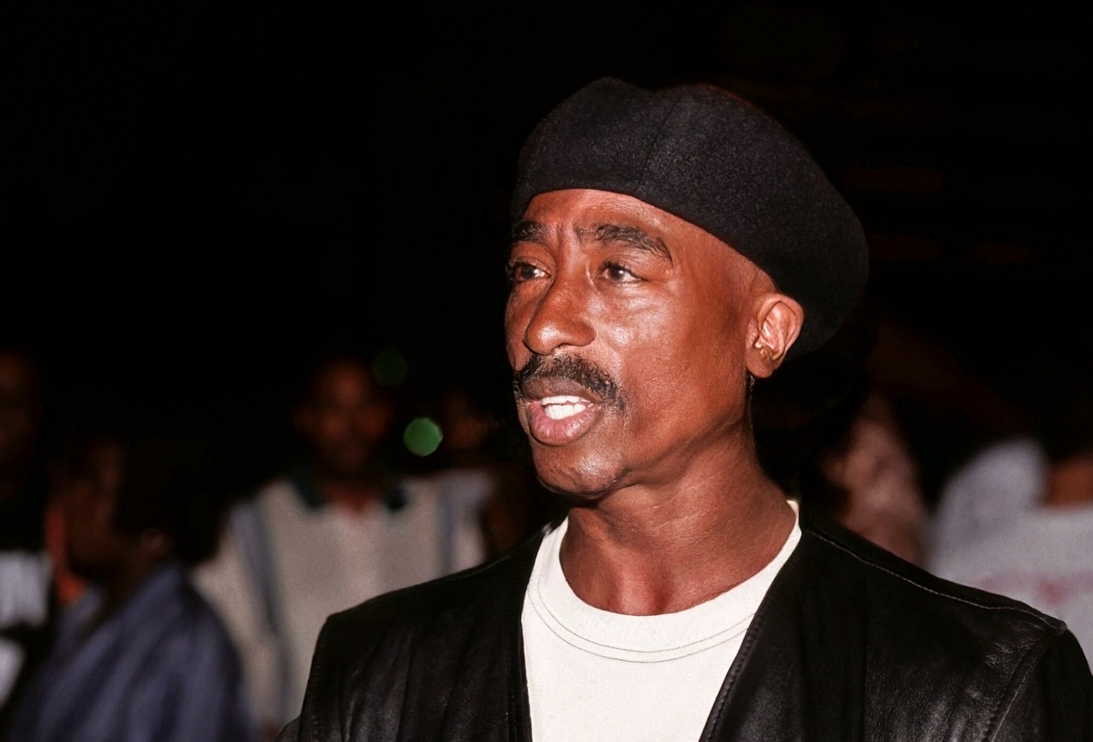 Ein älterer Tupac Shakur | Quelle: Getty Images