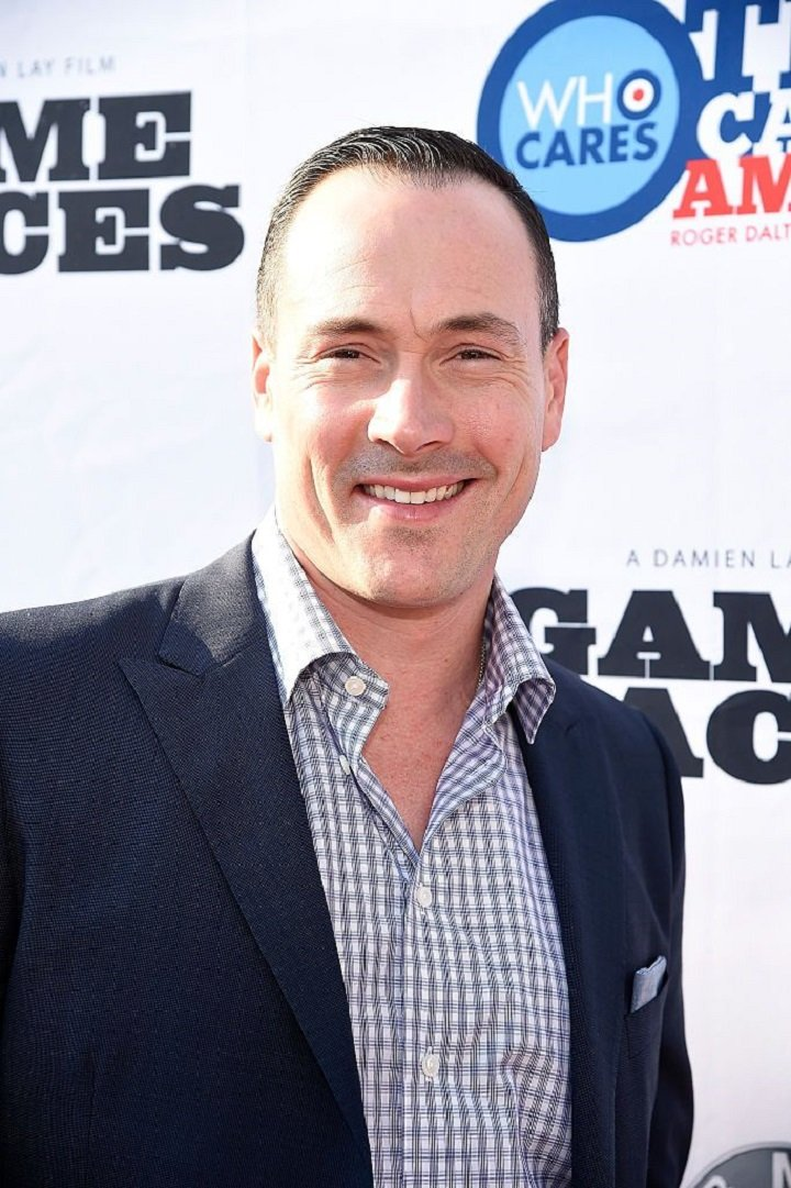 Chris Klein attending Tea With Victoria Summer at British Consulate in Los Angeles, California in August 2016.   Image: Getty Images.
