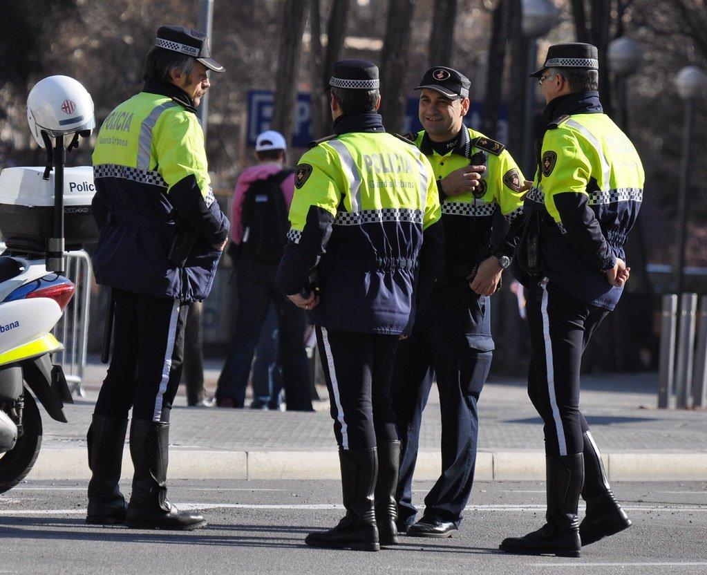 Guardia Urbana - Policía Local de Barcelona. | Imagen: Flickr
