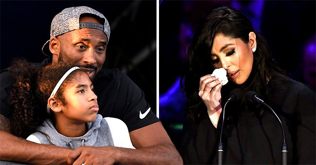 Vanessa Bryant Receives Cake from Kobe's Ex-teammate on What Would Have Be Gigi's 14th Birthday
