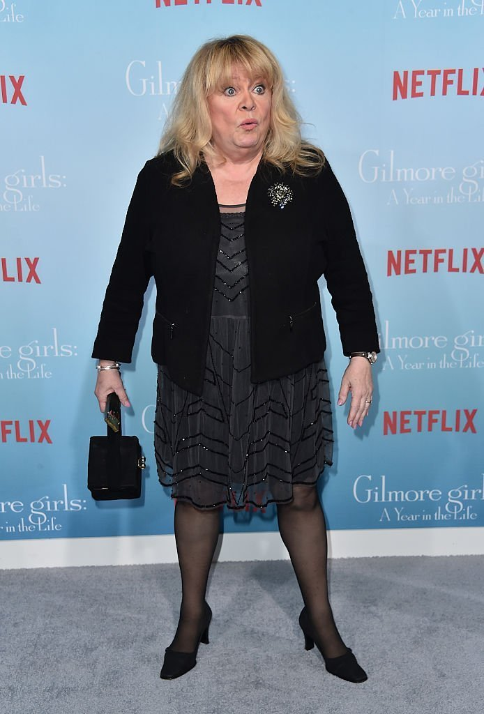 Sally Struthers on November 18, 2016 in Los Angeles, California | Source: Getty Images