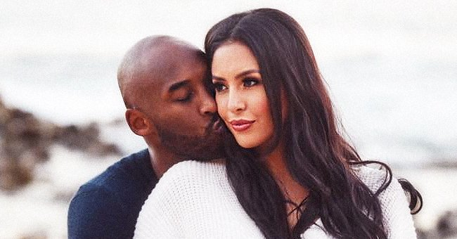 Kobe Bryant Recalls Day He Met His Wife of 18 Years Vanessa and Shares Adorable Photos of the Couple