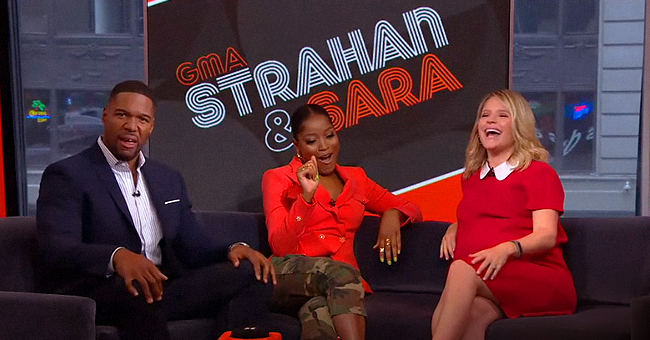 Keke Palmer Is Co-Hosting 'Strahan and Sara' This Summer - Here's Why
