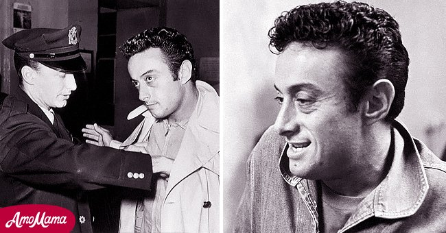 Picture of late controversial comedian, Lenny Bruce smiling   Photo: Getty Images