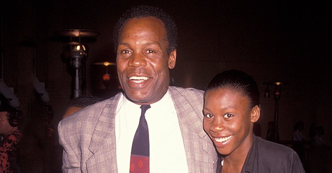 See How Danny Glover's Only Daughter Mandisa Celebrated His 74th Birthday