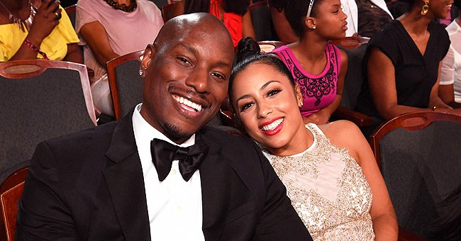 See the Heart-Melting Tributes Tyrese & His Wife Shared on Their Daughter Soraya's 2nd Birthday