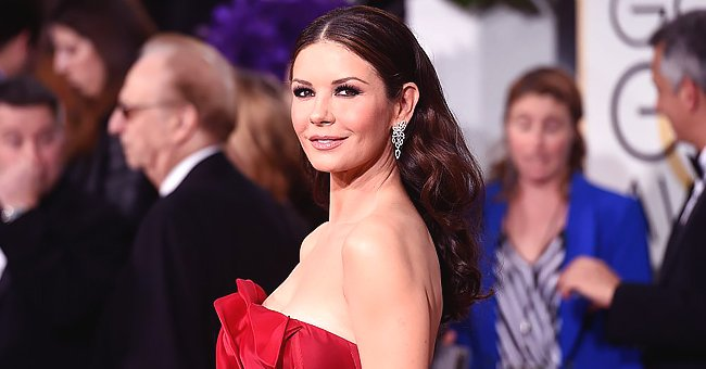 Catherine Zeta-Jones Shares a List of Her Favorite Books to Pass Time Amid Coronavirus Pandemic