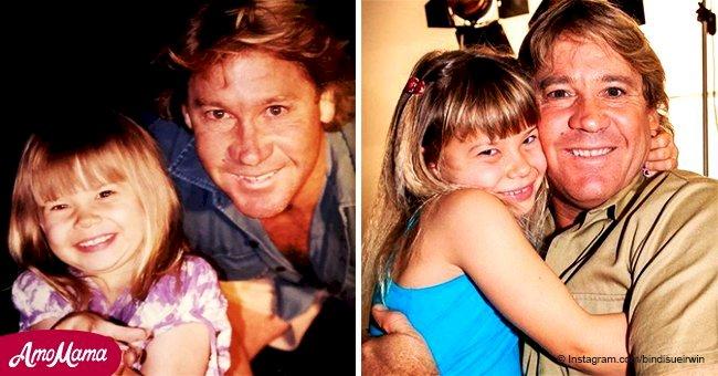 La fille de Steve Irwin revient sur le décès tragique de son père