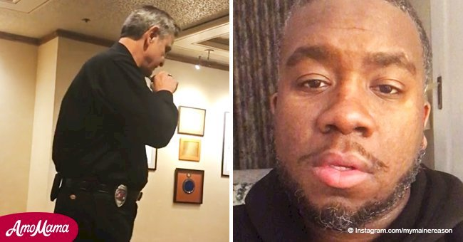 Black guest's call to mom from a hotel lobby ended up with manager calling the cops