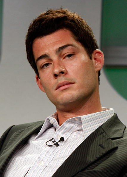 "Actor Brian Hallisay of ""Privileged"" speaks during the CW portion of the Television Critics Association Press Tour held at the Beverly Hilton hotel on July 19, 2008, in Beverly Hills, California. 