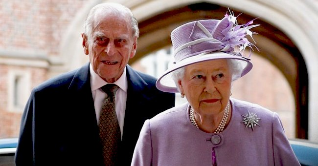 Us Weekly: Queen Elizabeth Feels the Stress and Sadness Amid Prince Philip's Hospitalization
