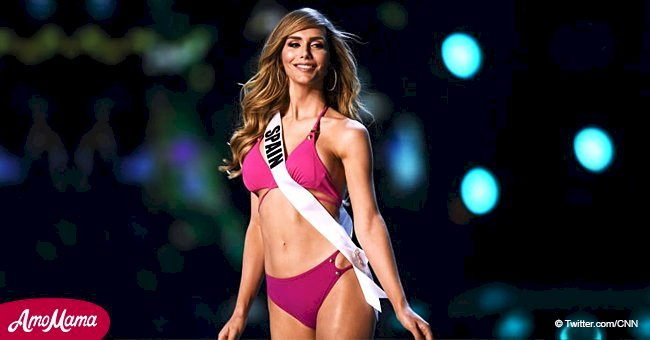 Transgender contestant makes history for being the first to compete for Miss Universe