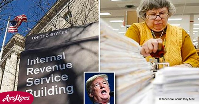 IRS is recalling 46,000 furloughed workers to return to work without pay