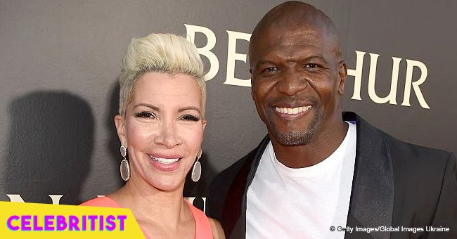Terry Crews expresses love to wife Rebecca in recent post while celebrating 29th anniversary