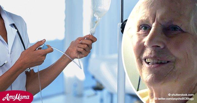Mujer solicitó la eutanasia tras doctores revelar que padecía Alzheimer