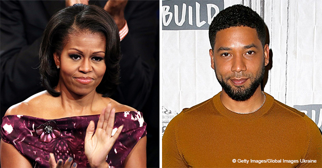Former Michelle Obama Aide Reveals Why She Reached out to Jussie Smollett's Prosecutor