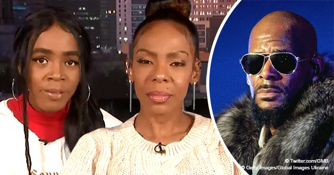 R Kelly's ex-wife & daughter speak up about allegations against singer in first joint TV interview