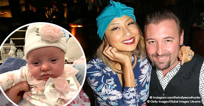 Jeannie Mai's estranged husband shares photo of his newborn daughter amid silence about divorce