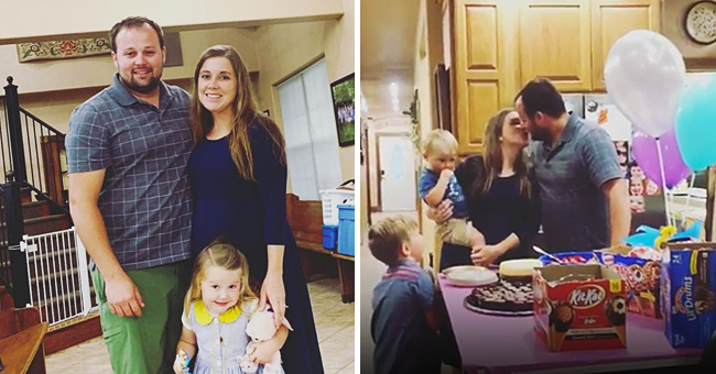 Anna Duggar Shares Sweet Family Video of Children Singing 'Happy Birthday' to Her