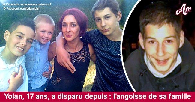 """La disparition de Yolan Delannoy, âgé de 17 ans : la famille, désespérée, révèle son """"impuissance"""""""