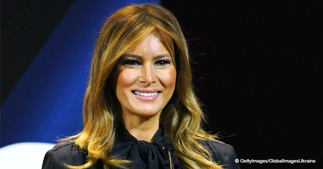 'We Work Very Hard,' FLOTUS Gives Rare Insight into a Typical Day in the White House