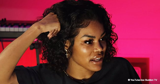 Teyana Taylor Reveals the Truth behind Her Risqué Interactions with Women on Stage
