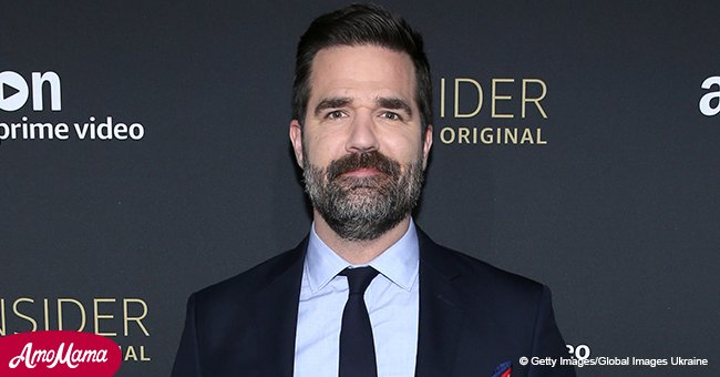 Rob Delaney celebrates 17 years of sobriety just 7 months after son's tragic death