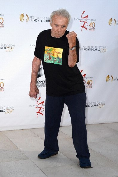 Robert Conrad at Monte-Carlo Bay Resort Hotel on June 10, 2013 in Monte-Carlo, Monaco | Photo: Getty Images