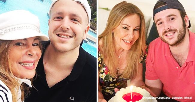 Álex Lequio comparte dulce recuerdo con Ana Obregón de su difícil lucha contra el cáncer