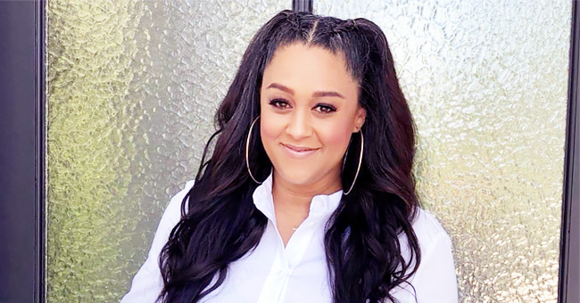 See the 'Many Faces' of Tia Mowry's Daughter Cairo in Her Pink 2-Piece Swimsuit