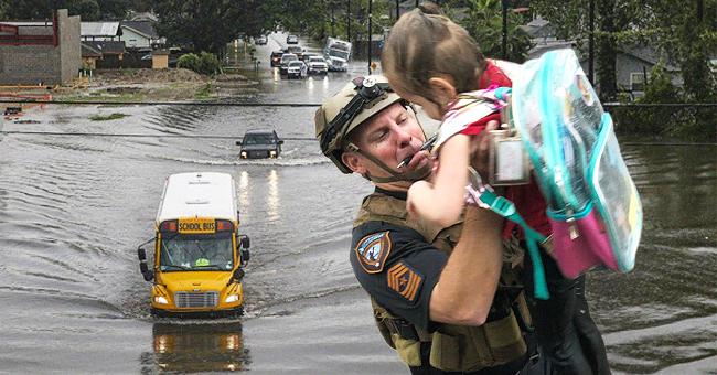 Las consecuencias de la tormenta Imelda: más de mil rescates y evacuados en Texas