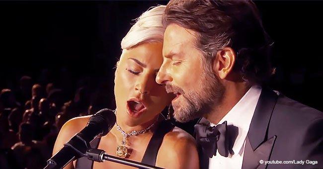 La increíble conexión entre Bradley Cooper y Lady Gaga cantando en los Premios Oscar