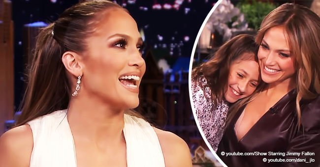 Jennifer López is still surprised that her daughter Emme has debuted as actress