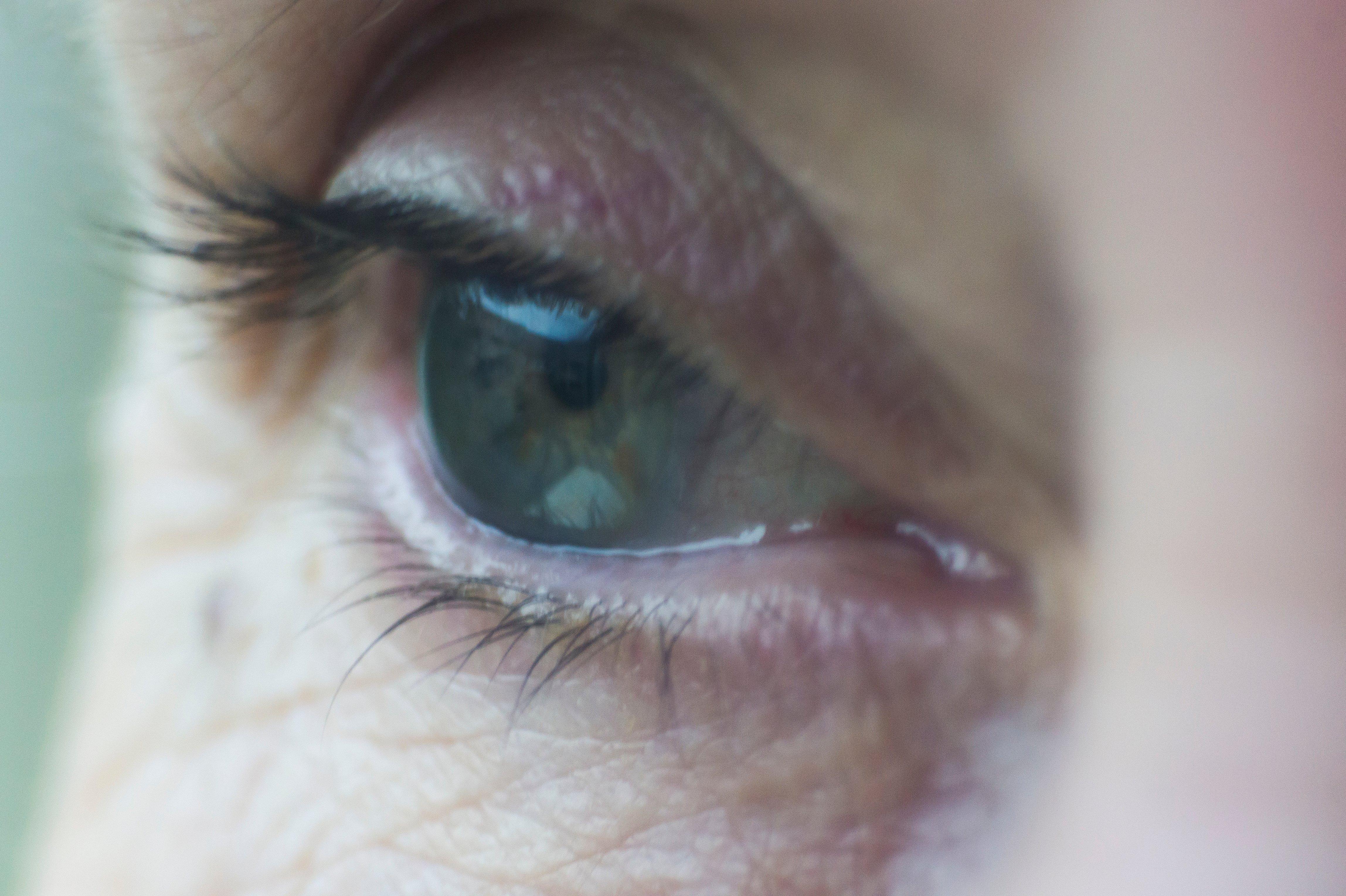 L'œil d'une femme en gros plan   Photo : Shutterstock
