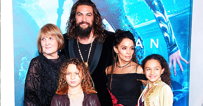 Hollywood Superhero Jason Momoa Built a Real Motorbike for His Kids on Father's Day