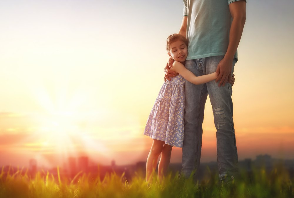 A girl dad who is not strict but very protective of his last baby girl   Photo: Shutterstock