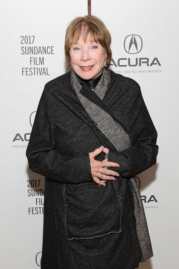 """Shirley MacLaine attends """"The Last Word"""" Party at the Acura Studio at Sundance Film Festival 2017 on January 24, 2017   Photo: Getty Images"""