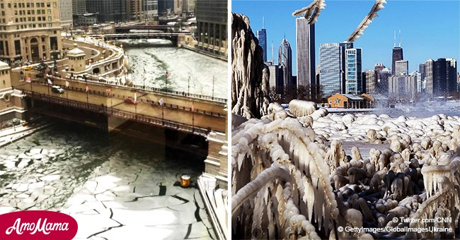 Appalling news: Chicago can expect to be extremely cold this week, colder than Antarctica