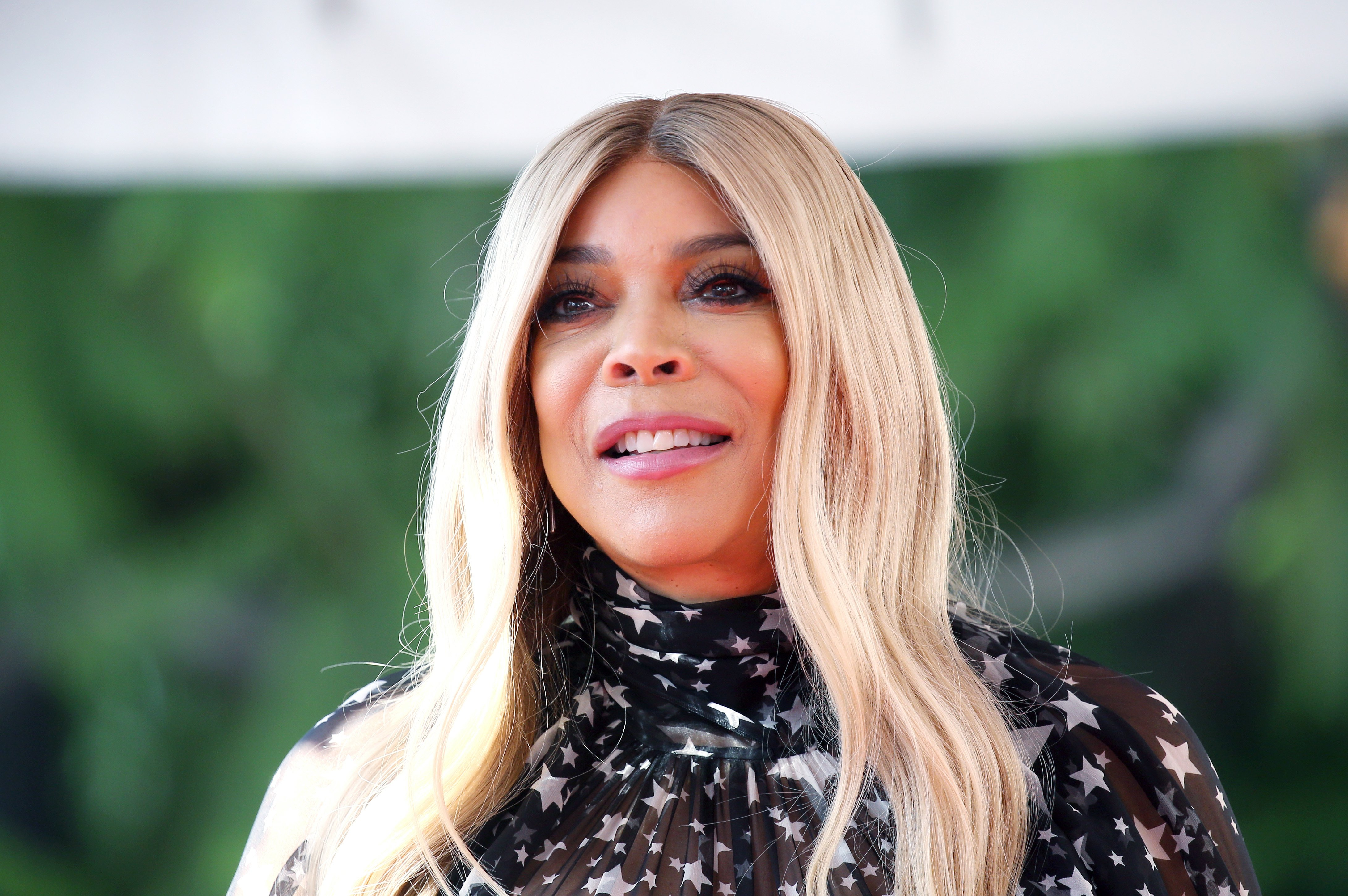 Wendy Williams at the ceremony honoring her with a star on the Hollywood Walk of Fame held on October 17, 2019. | Photo: Getty Images