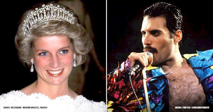 The Intimate Relationship Of Freddie Mercury and Lady Di: The Untold Story