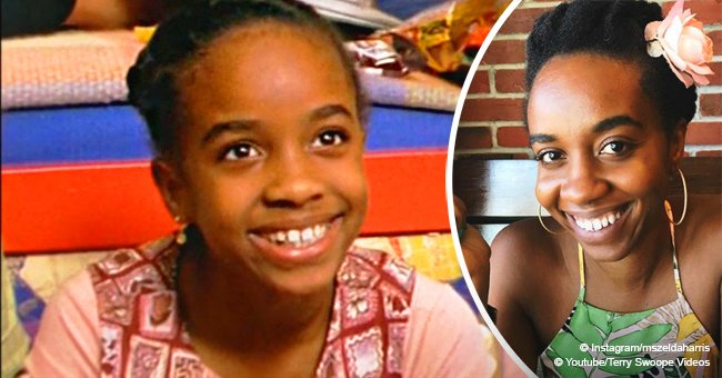 Remember little Troy from 'Crooklyn'? She is all grown up now and is also pursuing a singing career