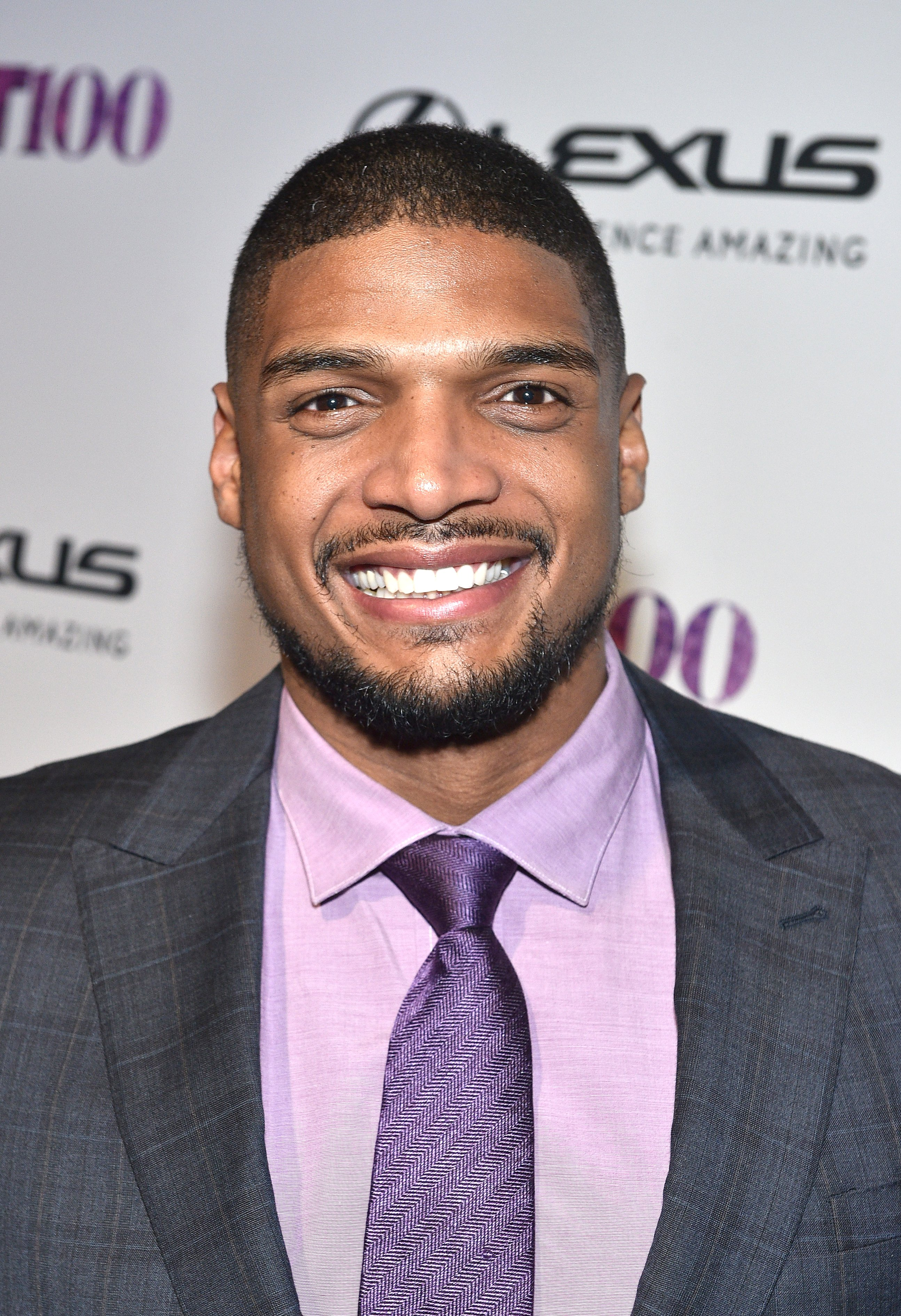 Michael Sam at the OUT Magazine #OUT100 Event in New York City, 2017 | Photo Source: Getty Images