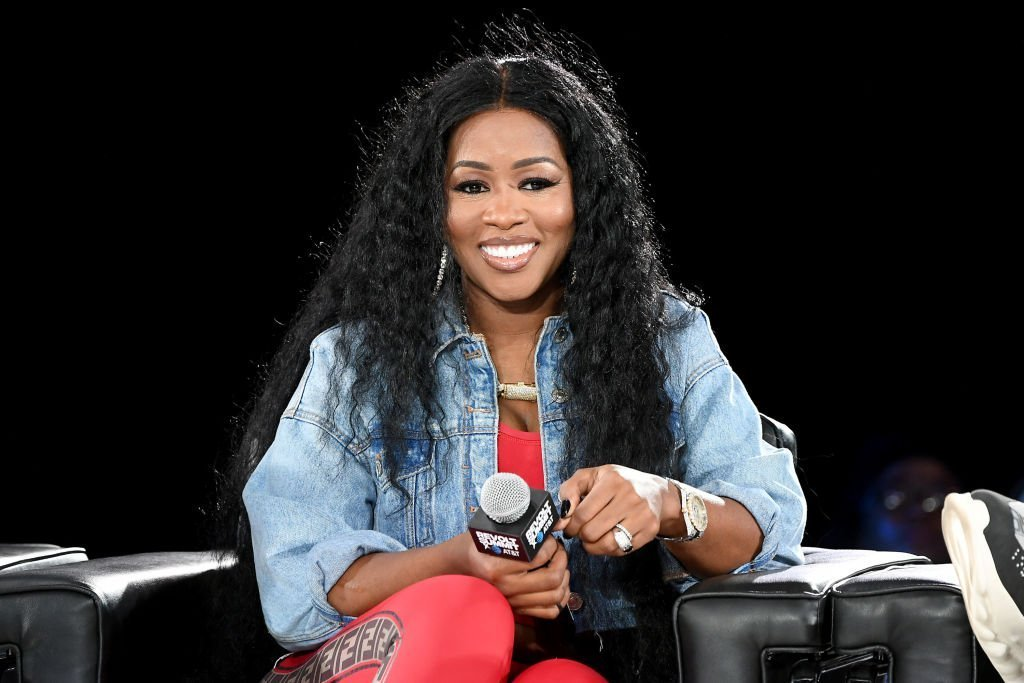 Remy Ma speaks onstage during day 2 of REVOLT Summit x AT&T Summit in Atlanta, Georgia | Photo: Getty Images