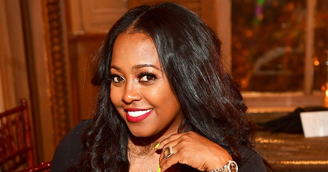 Keshia Knight Pulliam Shares a Sweet Photo with Her Daughter Ella Sleeping
