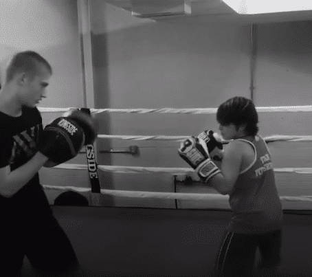 A passion for boxing | Source: Facebook/ AmoMama