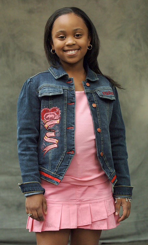 Dee Dee Davis during the 2005/2006 Fox Primetime UpFront in New York City   Photo: Getty Images